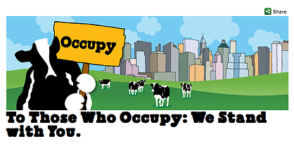 Ben and Jerry's Occupy